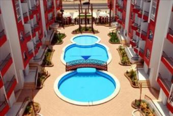 Studio in a Resort by Owner Hurghada