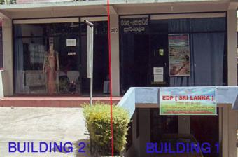 TWO COMMERCIAL BUILDING FOR SALE Pilimathalawa