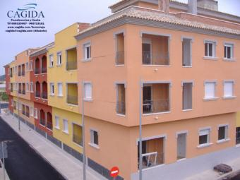 Apartment Don Paco in Murcia La Tercia