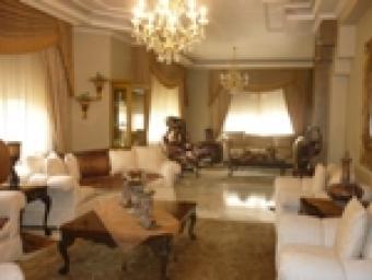Unfirnished luxury villa Amman