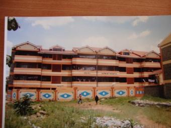 16 three bedroomed apartments Thika