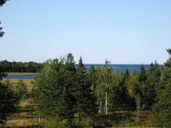 24 acres Ocean Front Property Fredericton