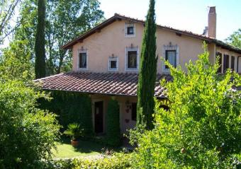 Farmhouse near golf and spa Saturnia