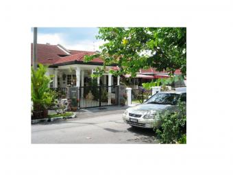 Classy looking house for sale in Seremban