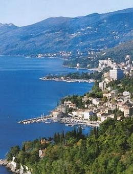 new tuskany on the adriatic sea Opatija