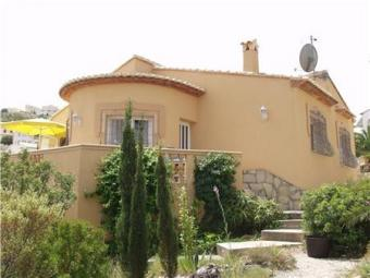Like new, well appointed villa Rafol De Almunia