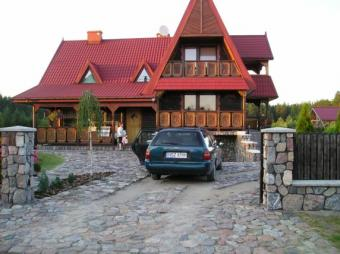 Beautiful house in Poland Szczytno