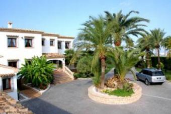 Luxury Villa on Costa Blanca Benissa