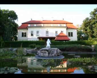 Manor house Bosany for sale Topolcany