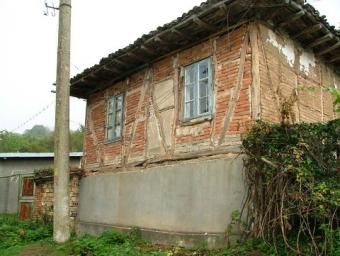 Old Bulgarian house with barn Ruse