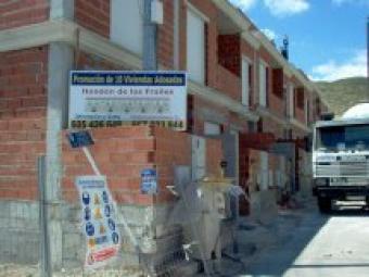New Town Houses Hondon De Los Frailes