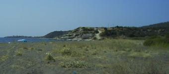 Lesvos Vatera Greece Mitilini