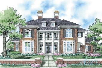 Off Plan luxury house - Cap Est. Cap Estate