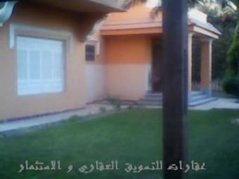 For sale villa separate swimming Cairo