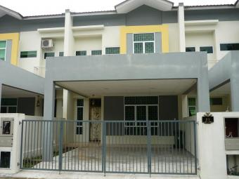 New Gorgeous House To Let Kuching