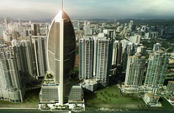 Trump Ocean Club 2 Bed Condo Panama City