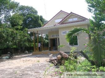 Beautifull house for rent Sihanoukville