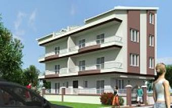Marina Road Apartments Didim