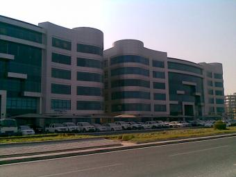 Commercial open space offices fo Doha