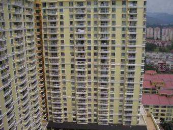 Platinium Lake City, PV13 Kuala Lumpur