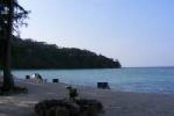 Land with private beach for sale Phuket