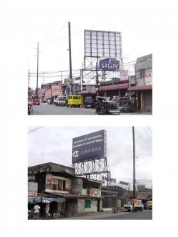Billboard Space for Rent Binan, Laguna