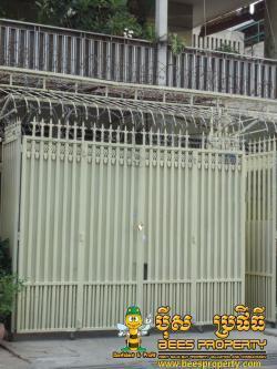 HOUSE GROUND FLOOR FOR RENT, LOC Phnom Penh