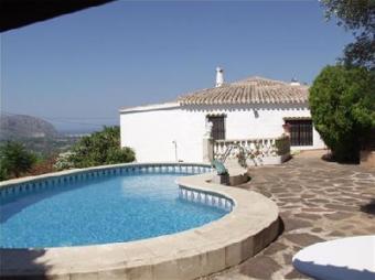 120 sqm villa in Benidoleig Benidoleig