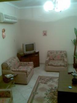 well furnishedr 2 bedroom apartm Cairo