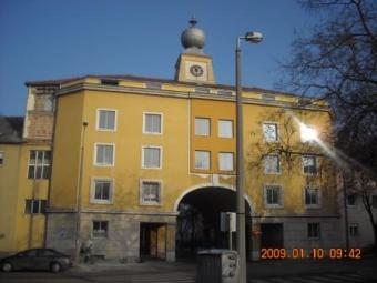 3000 m2 buiseness hotel, or flat Oroszlány