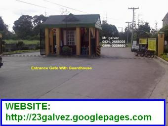 SOUTHPLAINS LOT FOR SALE Cavite