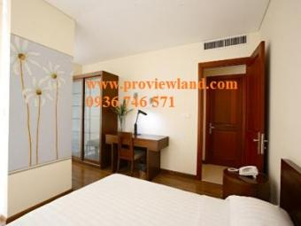 The Lancaster apartment for rent Hcmc