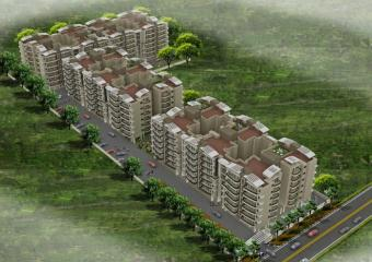 Maya Garden Apartments Chandigarh