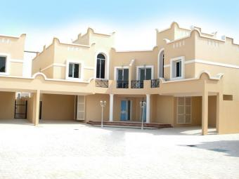 2 & 3 bedrooms villas Doha
