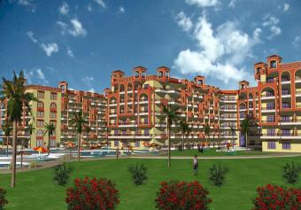 Luxury appartments on the beach Hurghada