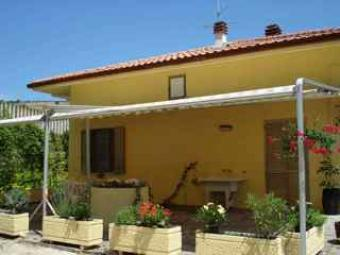 Lovely situated country house Montefino