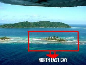 North East Cay, for sale. Bay Islands, Cochinos Cays.