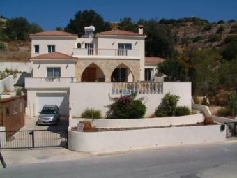 Spacious four Bedroom Villa Paphos