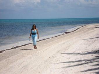150 ft. Caribbean Beach frontage Caye Chapel