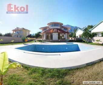 129/Antalya kemer dublex villa Antalya