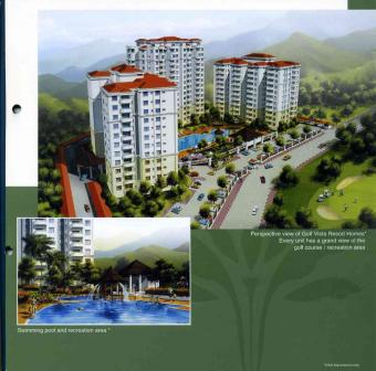 Condo at Meru Height for Sale Ipoh