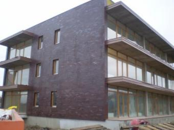 Flats for sale in a resort town Palanga