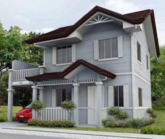 HOUSE AND LAND Sta. Rosa, Laguna