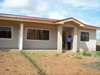 Newly Built 2 Bedroom House kaso Kasoa