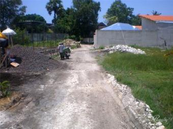 Land in central seminyak Bali
