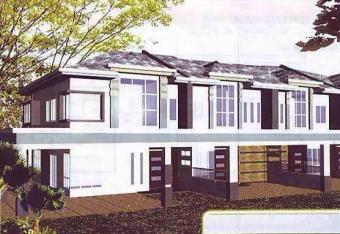 Double Storey Terrace Inter Sibu