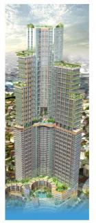 Tallest Luxury Condo in PHIL. Guadalupe Station
