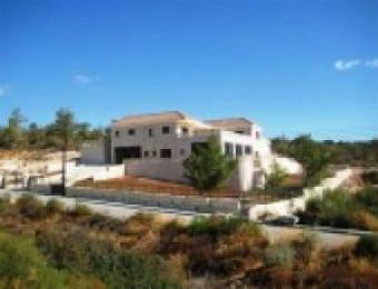 Super mountain & sea view villas Souni