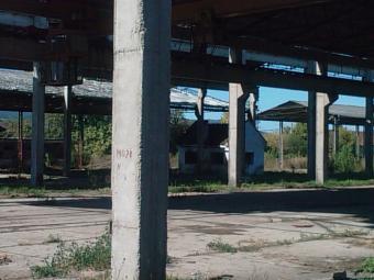 70000sq +Industrial halls Beius-Oradea