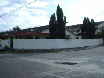 Single Story Corner House for Sa Ipoh